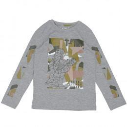 Bluză imprimeu pentru copii - TU