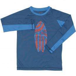Bluză pentru copii cu mânecă lungă - Jack Wolfskin