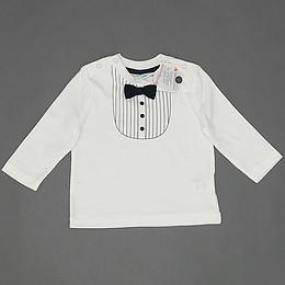Bluză pentru copii cu mânecă lungă - Topomini