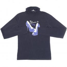 Bluză pentru copii cu mânecă lungă și guler - Jbc