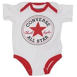 Body bebe cu mânecă scurtă - Converse