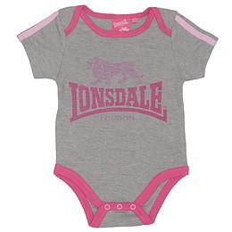 Body bebe cu mânecă scurtă - Lonsdale