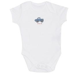 Body bebe cu mânecă scurtă - Tesco