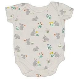 Body bebe cu mânecă scurtă - John Lewis