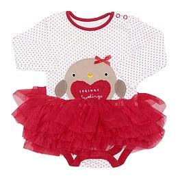Body-rochiță pentru bebeluşi - TU
