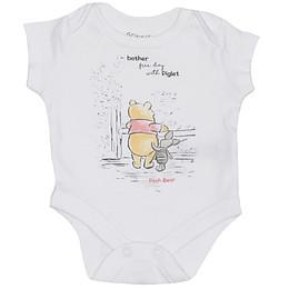 Body bebe cu mânecă scurtă -