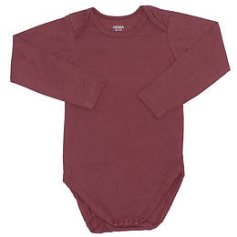 Body bebe cu mânecă lungă - Hema