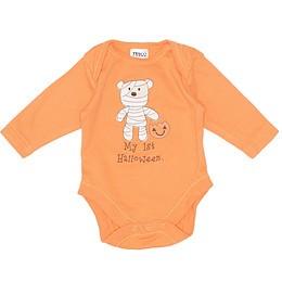 Body bebe cu mânecă lungă - Tesco