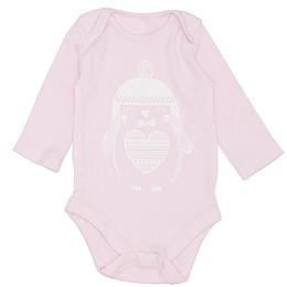 Body bebe cu mânecă lungă - TU