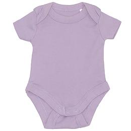 Body bebe cu mânecă scurtă - Lily & Dan
