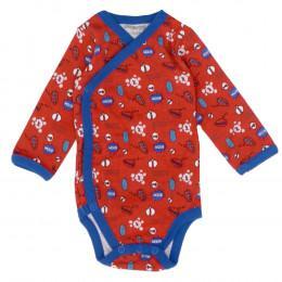 Body bebe cu mânecă lungă - ORCHESTRA