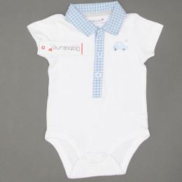 Body bebe cu mânecă scurtă - Babalunos