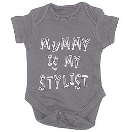Body bebe cu mânecă scurtă - Nutmeg