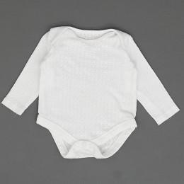 Body bebe cu mânecă lungă - F&F