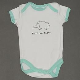 Body bebe cu mânecă scurtă - Hema