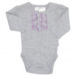 Body bebe cu mânecă lungă - Ergee