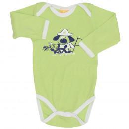 Body bebe cu mânecă lungă - Impidimpi