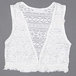 Bolero tricotat pentru copii - Charles Vögele