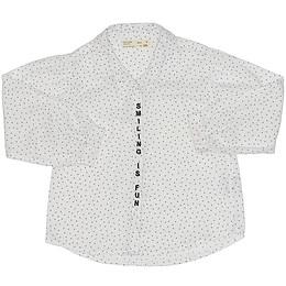 Cămașă copii cu mâneci lungi - Zara