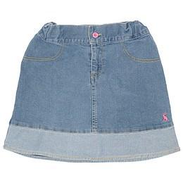 Fustă copii din material jeans (blugi) - Joules