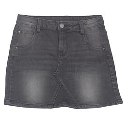 Fustă copii din material jeans (blugi) - Miss Evie