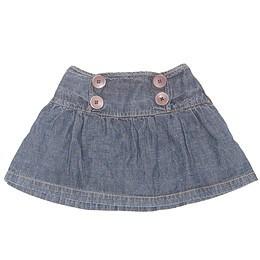 Fustă copii din material jeans (blugi) - *Girls