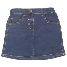Fustă copii din material jeans (blugi) - TU