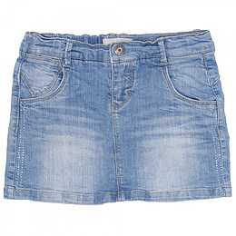 Fustă copii din material jeans (blugi) - Name It