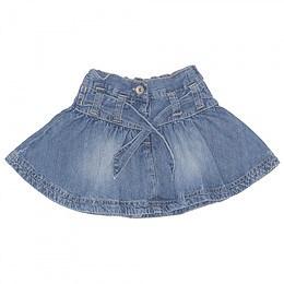 Fustă copii din material jeans (blugi) - E-vie Angel