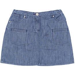 Fustă copii din material jeans (blugi) - ELLE