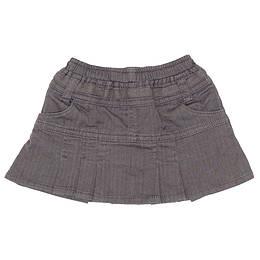 Fustă copii din material jeans (blugi) - Jbc