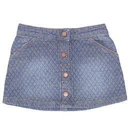 Fustă copii din material jeans (blugi) - Benetton