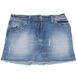 Fustă copii din material jeans (blugi) - Next