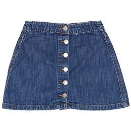 Fustă copii din material jeans (blugi) - Candy Couture