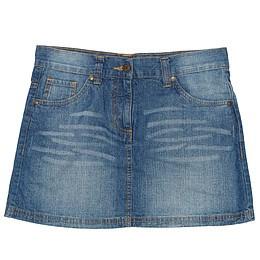Fustă copii din material jeans (blugi) - Alive