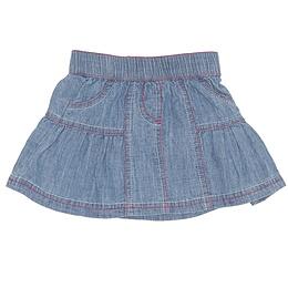 Fustă copii din material jeans (blugi) - George
