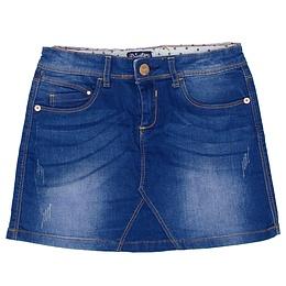 Fustă copii din material jeans (blugi) - C&A
