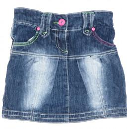 Fustă copii din material jeans (blugi) - Young Dimension - YD