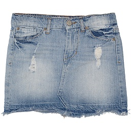 Fustă copii din material jeans (blugi) - Cherokee