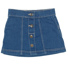 Fustă copii din material jeans (blugi) - In Extenso