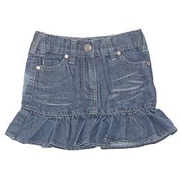 Fustă copii din material jeans (blugi) - Okay