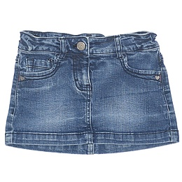 Fustă copii din material jeans (blugi) - Frendz