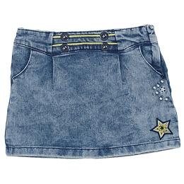 Fustă copii din material jeans (blugi) - ORCHESTRA