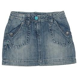 Fustă copii din material jeans (blugi) - Mexx
