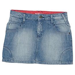 Fustă copii din material jeans (blugi) - WE