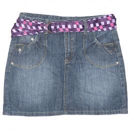 Fustă copii din material jeans (blugi) - Crash One