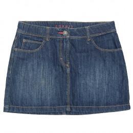 Fustă copii din material jeans (blugi) - ESPRIT