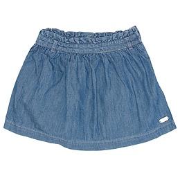 Fustă copii din material jeans (blugi) - Vertbaudet