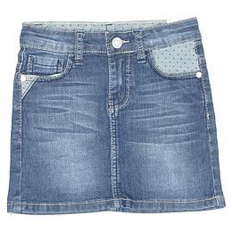 Fustă copii din material jeans (blugi) - Dopodopo