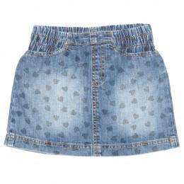 Fustă copii din material jeans (blugi) - Jako